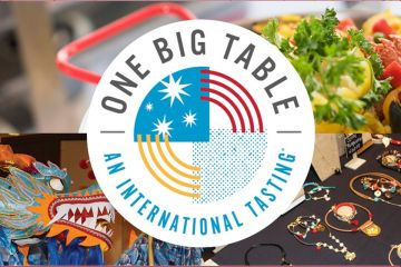 One Big Table: An International Tasting